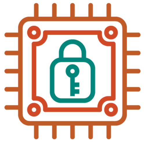 cyber security program icon