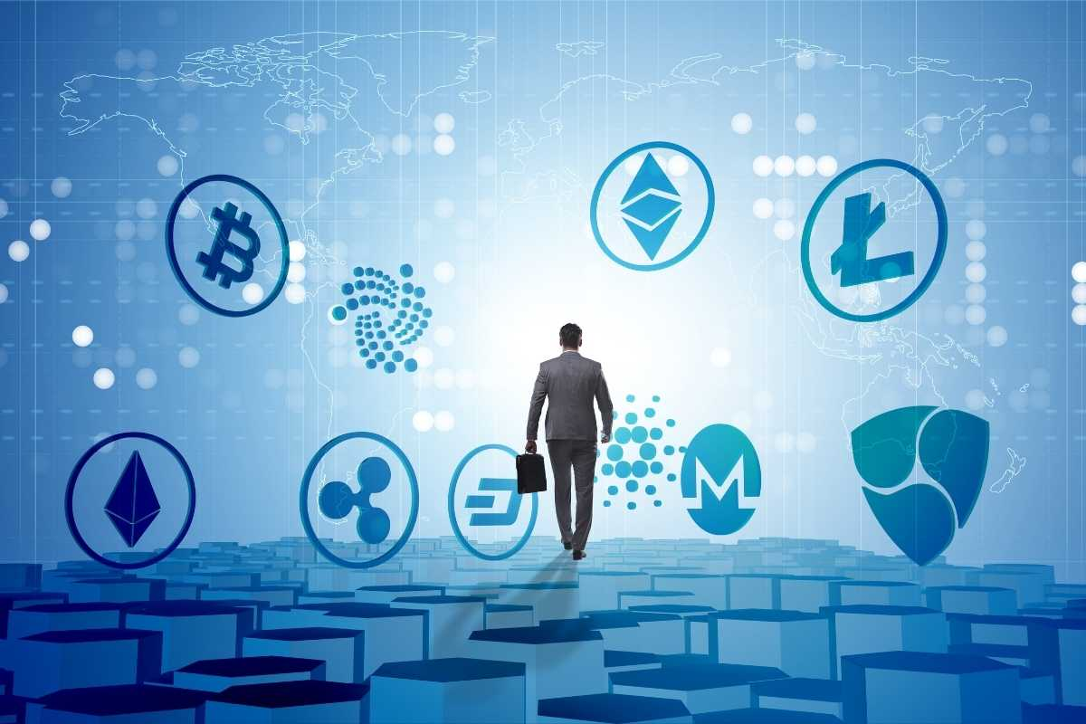 The combination of blockchain technology and big data techniques can be beneficial for protecting cryptocurrency.